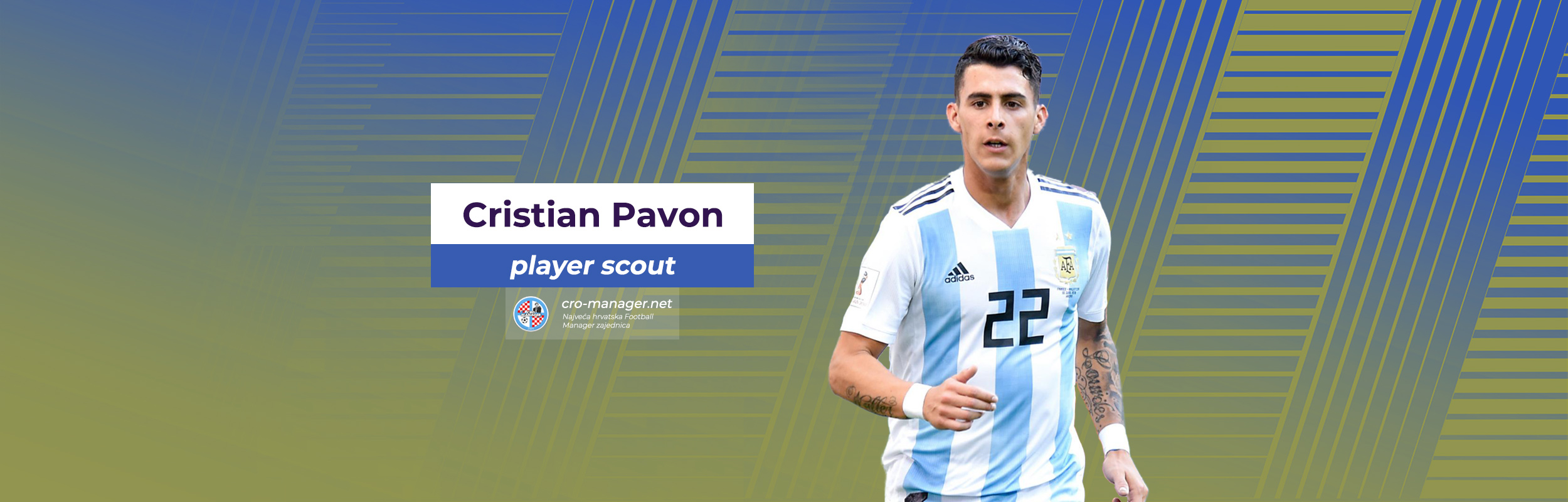 Player Scout: Cristian Pavon