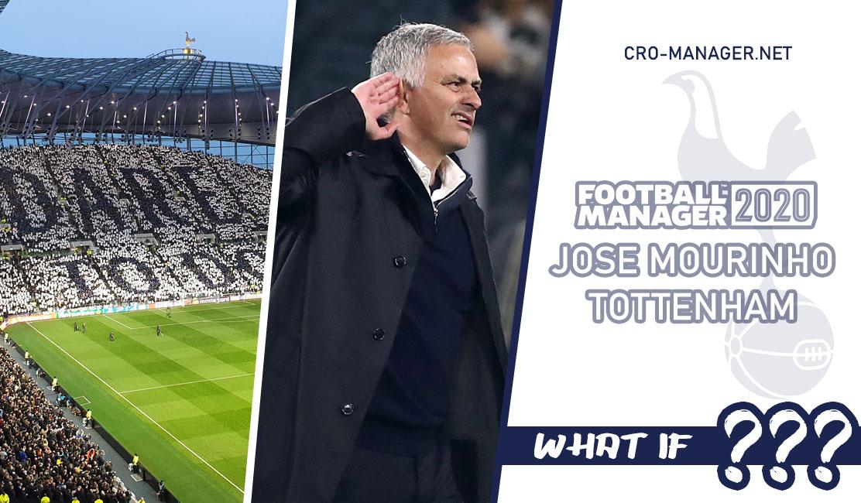 Jose Mourinho – Tottenham Hotspur
