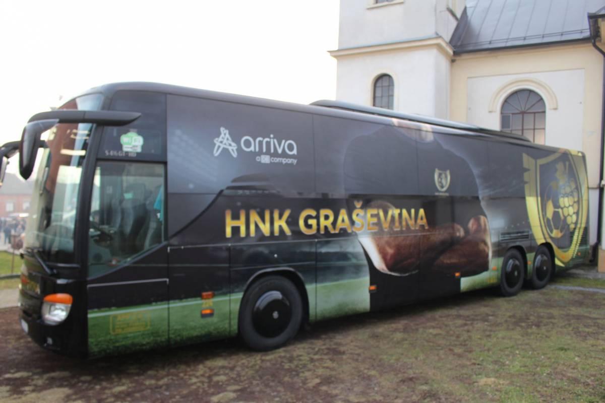 hnk graševina autobus