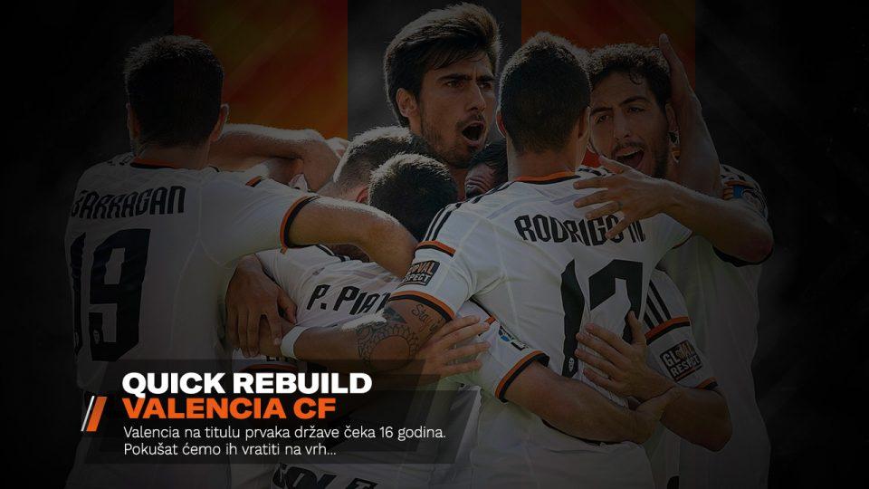 quick rebuild